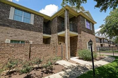 2865 Westhollow Drive UNIT 76, Houston, TX 77082 - MLS#: 95319767