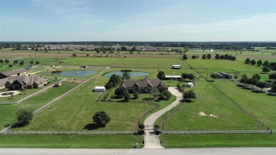310 Hunters Creek Way, Hockley, TX 77447 - MLS#: 95521371