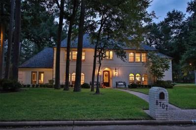 8707 Ashridge Park Drive, Spring, TX 77379 - MLS#: 95573721