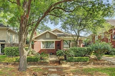 1754 Hawthorne Street, Houston, TX 77098 - MLS#: 95698690