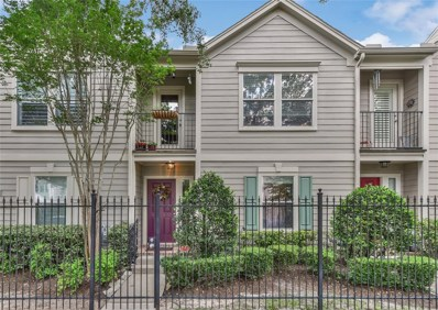 1127 W 24th UNIT E, Houston, TX 77008 - MLS#: 95916322