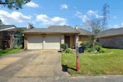 2834 Creekway Circle, Missouri City, TX 77459 - MLS#: 96116427