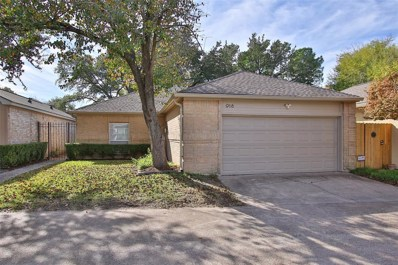 918 Fleetwood Place Drive, Houston, TX 77079 - #: 96562552