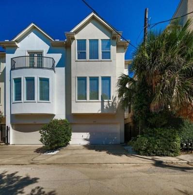2427 Ralph Street, Houston, TX 77006 - MLS#: 96983810