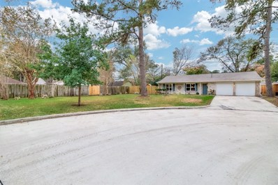 1903 Ganyard Drive, Houston, TX 77043 - MLS#: 9740057