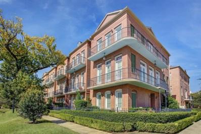 1815 Ashland Street, Houston, TX 77008 - MLS#: 97662206