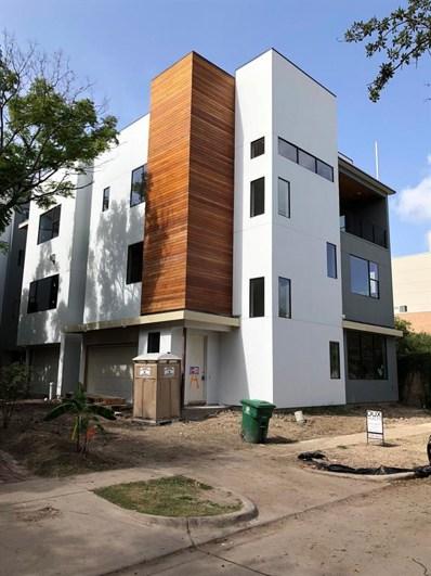 1311 Castle Court UNIT A, Houston, TX 77006 - MLS#: 98273365