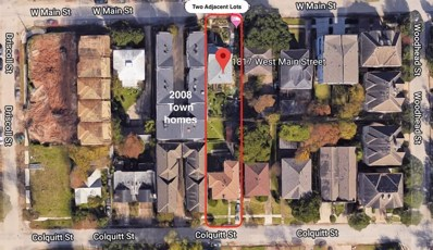 1820 Colquitt Street, Houston, TX 77098 - MLS#: 98300272