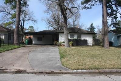 7321 Wiley Road, Houston, TX 77016 - MLS#: 98474235