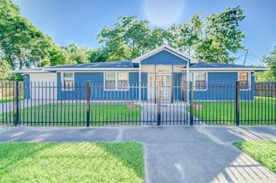 1705 Schweikhardt Street, Houston, TX 77020 - #: 98772460
