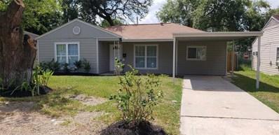 4922 Paradise Lane, Houston, TX 77048 - MLS#: 98809106