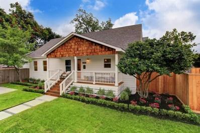 2408 Cortlandt Street, Houston, TX 77008 - MLS#: 9968733