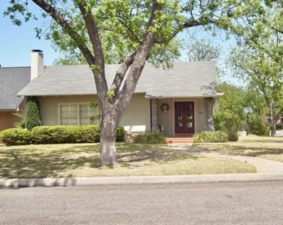 424 S Adams St, San Angelo, TX 76904 - #: 94537