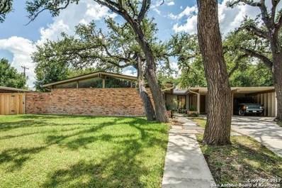 518 Burnside Dr, San Antonio, TX 78209 - #: 1265246