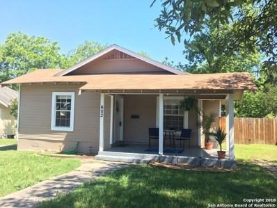 603 W Rosewood Ave, San Antonio, TX 78212 - #: 1279408