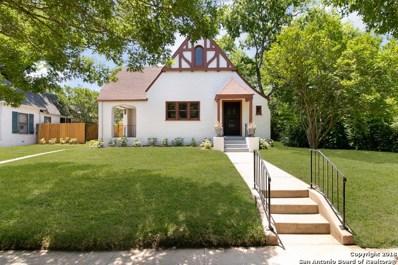 230 W Rosewood Ave, San Antonio, TX 78212 - #: 1317543
