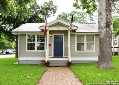 315 S Hackberry Ave, New Braunfels, TX 78130 - #: 1320469
