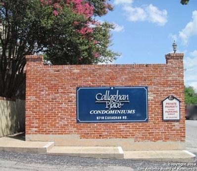 6718 Callaghan Rd UNIT 301, San Antonio, TX 78229 - #: 1322219