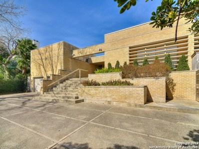 511 Morningside Dr, San Antonio, TX 78209 - #: 1322309