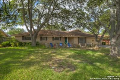 2722 Marlborough Dr, San Antonio, TX 78230 - #: 1322575