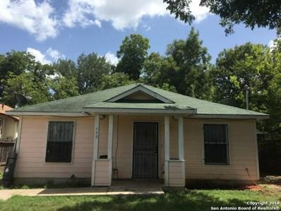 530 Cavalier Ave, San Antonio, TX 78225 - #: 1324624