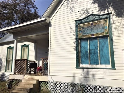816 W Hopkins St, San Marcos, TX 78666 - #: 1324734