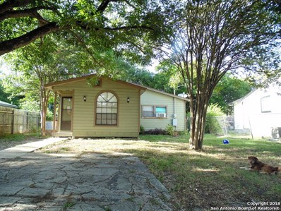 1207 Aaron St, San Antonio, TX 78221 - #: 1327623