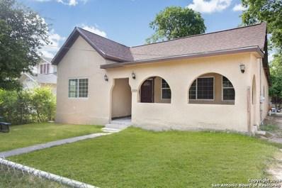 1009 Wyoming St, San Antonio, TX 78203 - #: 1328540