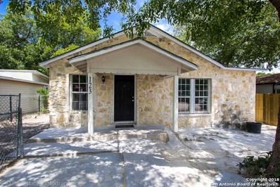 123 Bowdoin St, San Antonio, TX 78237 - #: 1336416