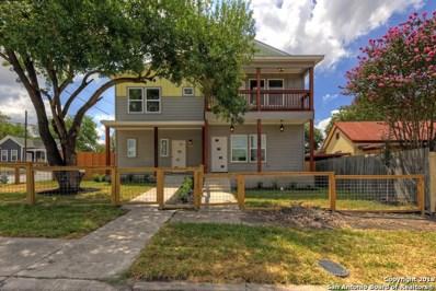 1130 Wyoming St, San Antonio, TX 78203 - #: 1336538