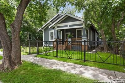 408 Devine St, San Antonio, TX 78210 - #: 1339597