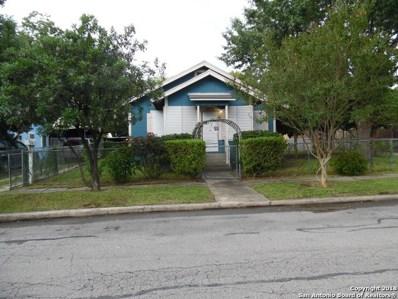 1918 W Wildwood Dr, San Antonio, TX 78201 - #: 1339886