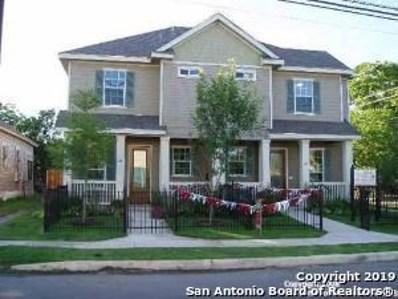 621 E Euclid Ave UNIT 621, San Antonio, TX 78212 - #: 1341202