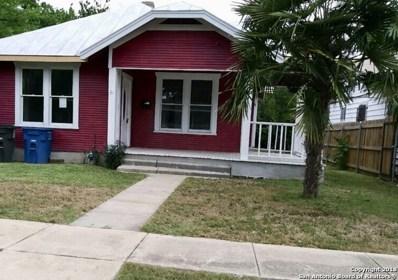 153 Linares St, San Antonio, TX 78225 - #: 1341298