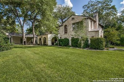 203 Rosemary Ave, Alamo Heights, TX 78209 - #: 1342579