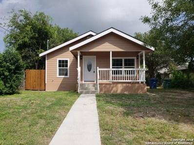 507 Clovis Pl, San Antonio, TX 78221 - #: 1342930