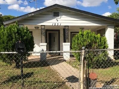 1231 Rivas St, San Antonio, TX 78207 - #: 1345266