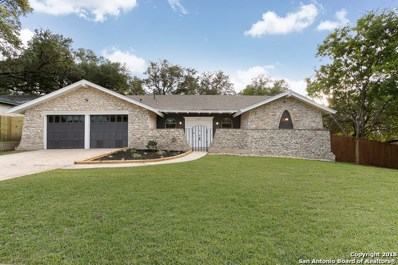 6134 Forest Timber St, San Antonio, TX 78240 - #: 1346009