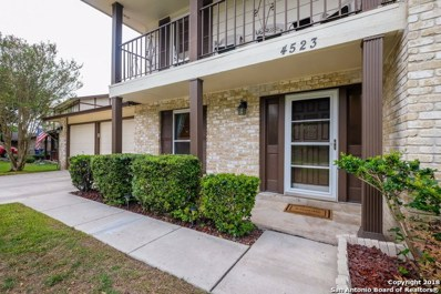 4523 Buckmoor St, San Antonio, TX 78217 - #: 1346812