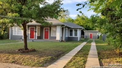 1605 W Mistletoe Ave, San Antonio, TX 78201 - #: 1347247