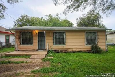 606 S San Joaquin Ave, San Antonio, TX 78237 - #: 1349033