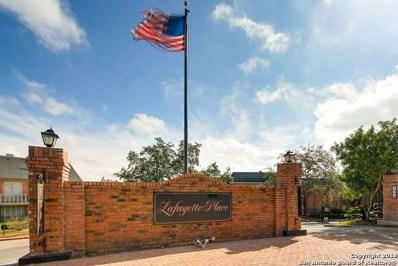 7500 Callaghan Rd. UNIT 162, San Antonio, TX 78229 - #: 1351957