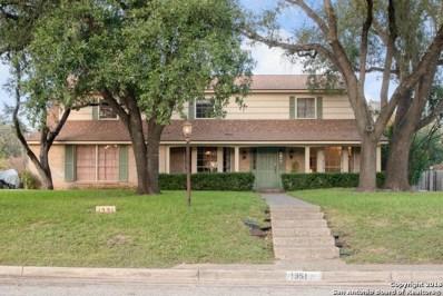 1351 Spanish Oaks, San Antonio, TX 78213 - #: 1352521