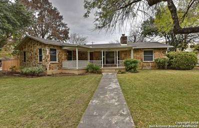 139 W Oakview Pl, Alamo Heights, TX 78209 - #: 1352776