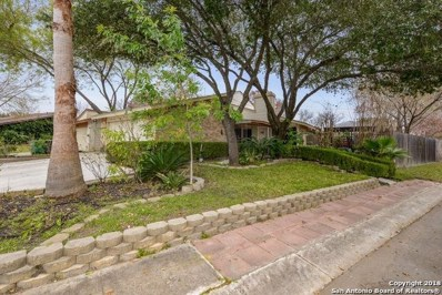11802 Greenwood Village Dr, San Antonio, TX 78249 - #: 1352994