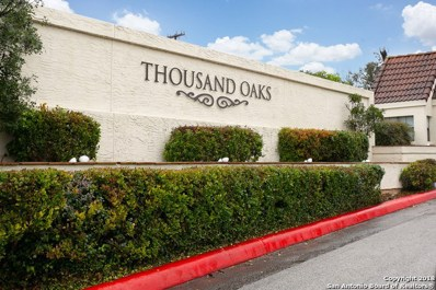 2255 Thousand Oaks Dr UNIT 510, San Antonio, TX 78232 - #: 1353458