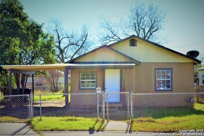 2626 Lombrano St, San Antonio, TX 78228 - #: 1356984