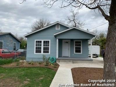 1115 Crystal, San Antonio, TX 78211 - #: 1360051