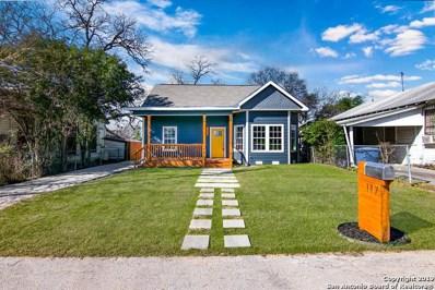 117 Spruce St, San Antonio, TX 78203 - #: 1360495