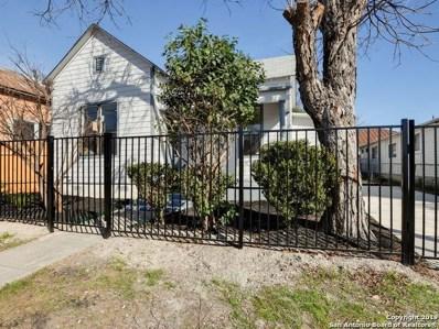 126 Cactus St, San Antonio, TX 78203 - #: 1363425
